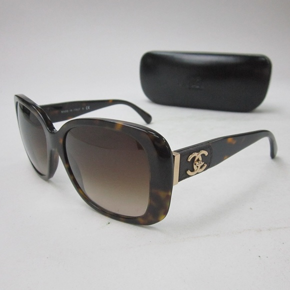 5134bc88c37d CHANEL Accessories - Chanel 5234Q 7143B Womens Sunglasses Italy OLG558